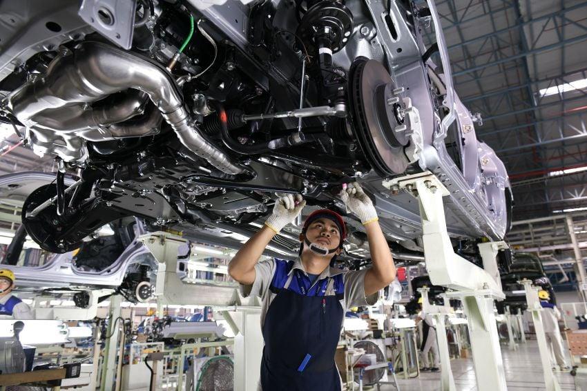 Tan Chong Subaru Automotive (Thailand) launched – produces new Subaru Forester for Malaysian market Image #952429