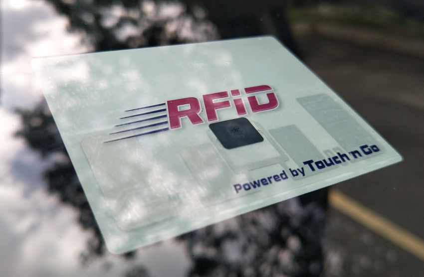 All about RFID technology in Malaysia, and the potential value it offers to connected motorists Image #954798