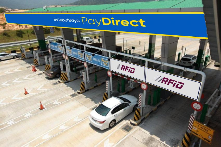 All about RFID technology in Malaysia, and the potential value it offers to connected motorists Image #954799