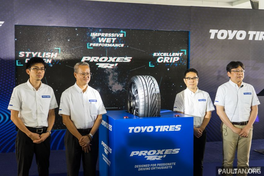 Toyo Proxes TR1 launched: replaces T1R, from RM199 Image #951297