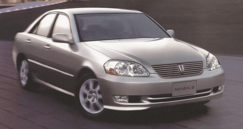 Toyota Mark X Final Edition – RWD sedan bids farewell Image #953059