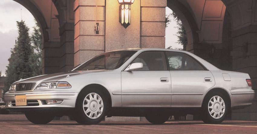 Toyota Mark X Final Edition – RWD sedan bids farewell Image #953060