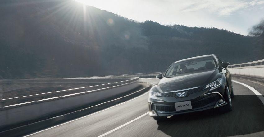 Toyota Mark X Final Edition – RWD sedan bids farewell Image #953061