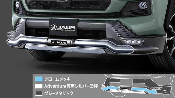 Toyota RAV4 gains TRD and Modellista parts in Japan Image #947391
