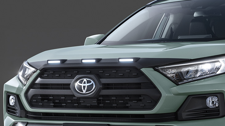 Toyota RAV4 gains TRD and Modellista parts in Japan Image #947392