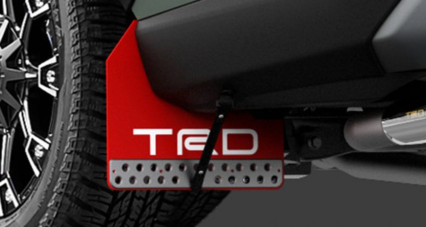Toyota RAV4 gains TRD and Modellista parts in Japan Image #947324