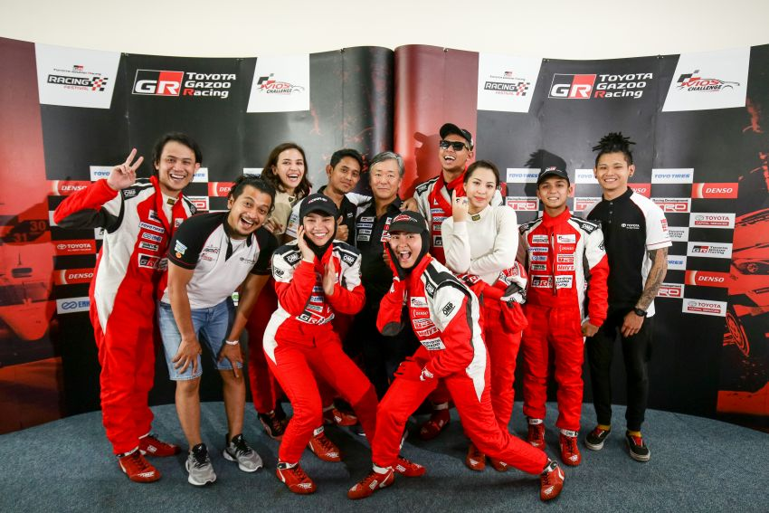 Toyota Vios Challenge Season 2 ends with Boy Wong, Brendon Lim and Diana Danielle as overall champions Image #954559