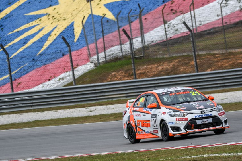Toyota Vios Challenge Season 2 ends with Boy Wong, Brendon Lim and Diana Danielle as overall champions Image #954570