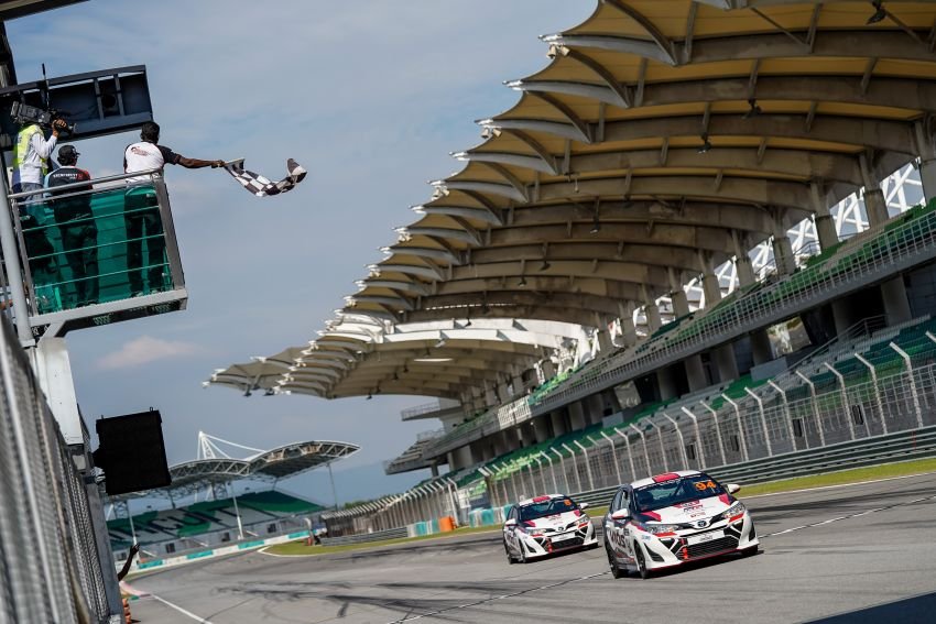 Toyota Vios Challenge Season 2 ends with Boy Wong, Brendon Lim and Diana Danielle as overall champions Image #954571