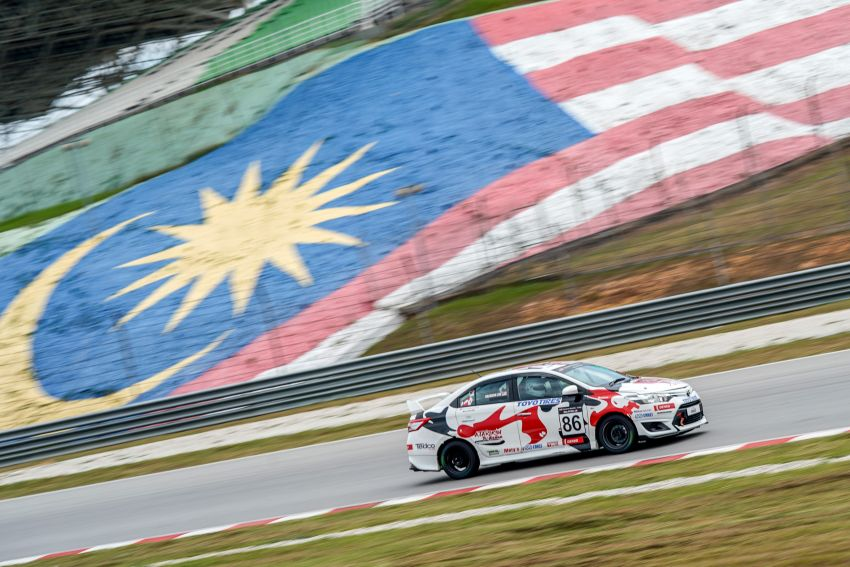 Toyota Vios Challenge Season 2 ends with Boy Wong, Brendon Lim and Diana Danielle as overall champions Image #954573