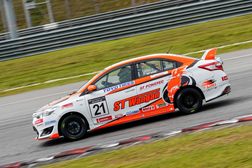 Toyota Vios Challenge Season 2 ends with Boy Wong, Brendon Lim and Diana Danielle as overall champions Image #954574