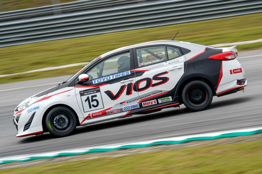 Toyota Vios Challenge Season 2 ends with Boy Wong, Brendon Lim and Diana Danielle as overall champions Image #954560