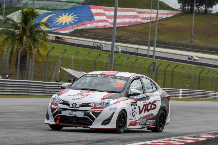 Toyota Vios Challenge Season 2 ends with Boy Wong, Brendon Lim and Diana Danielle as overall champions Image #954561