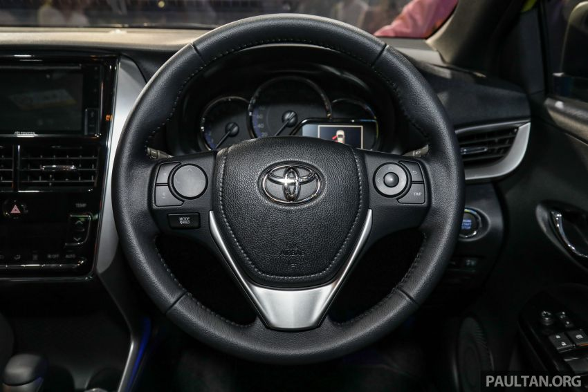 2019 Toyota Yaris launched in Malaysia, from RM71k Image #950201