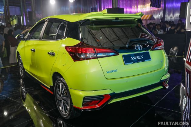 2019 Toyota Yaris launched in Malaysia, from RM71k
