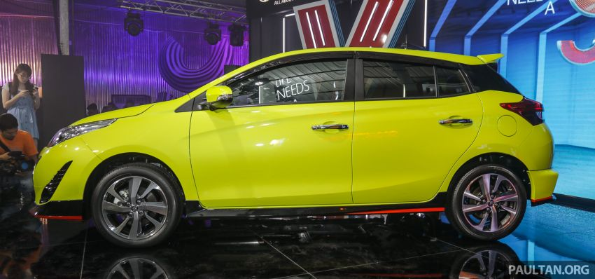 2019 Toyota Yaris launched in Malaysia, from RM71k Image #950194