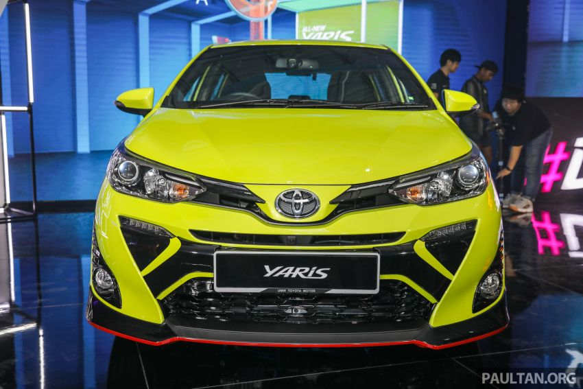 2019 Toyota Yaris launched in Malaysia, from RM71k Image #950195