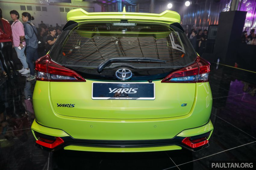 2019 Toyota Yaris launched in Malaysia, from RM71k Image #950196