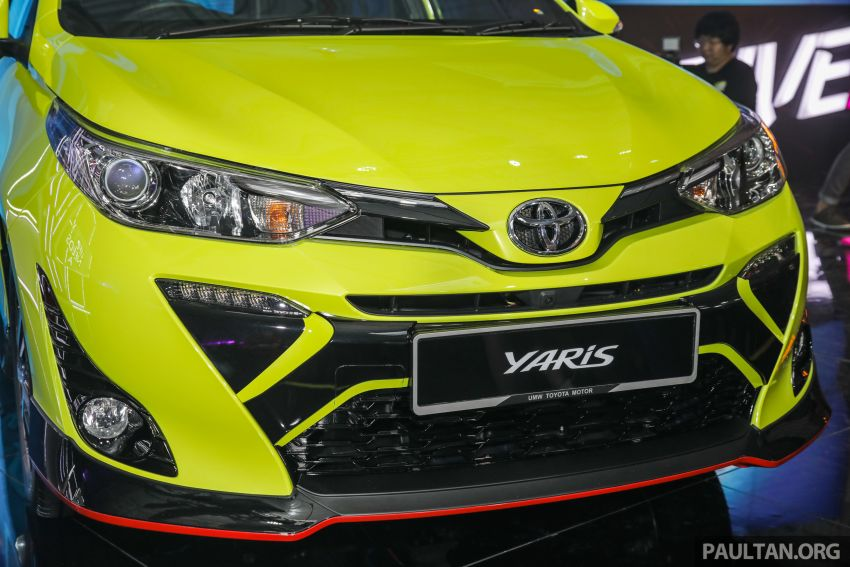 2019 Toyota Yaris launched in Malaysia, from RM71k Image #950197