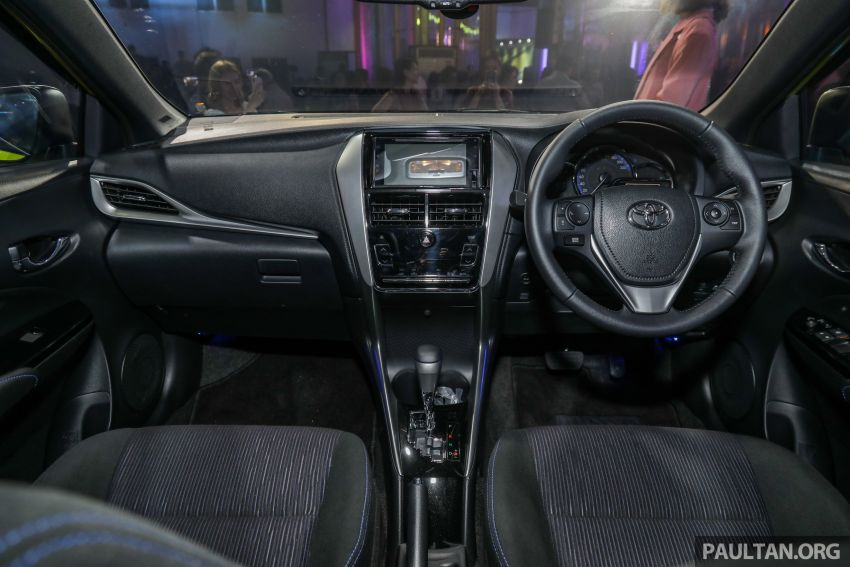 2019 Toyota Yaris launched in Malaysia, from RM71k Image #950199