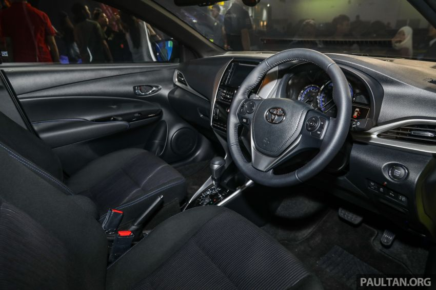 2019 Toyota Yaris launched in Malaysia, from RM71k Image #950200