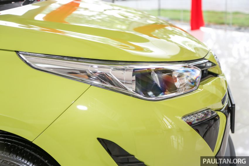 2019 Toyota Yaris 1.5G displayed in PJ – RM84,888 est. Image #944917