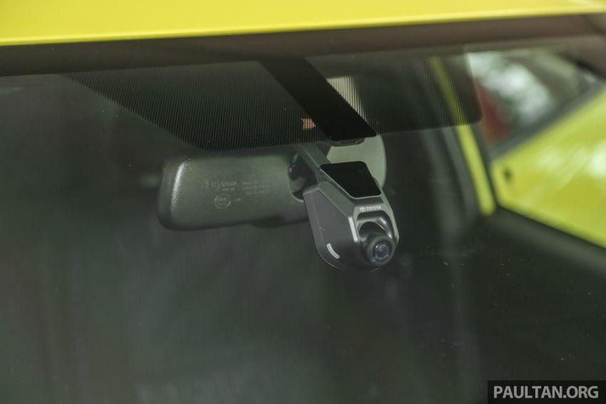 2019 Toyota Yaris 1.5G displayed in PJ – RM84,888 est. Image #944927
