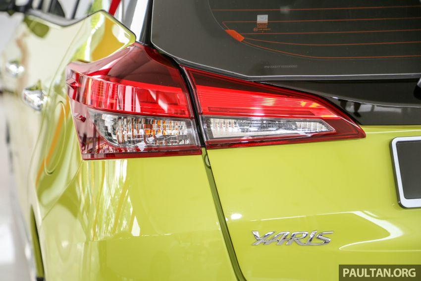 2019 Toyota Yaris 1.5G displayed in PJ – RM84,888 est. Image #944930