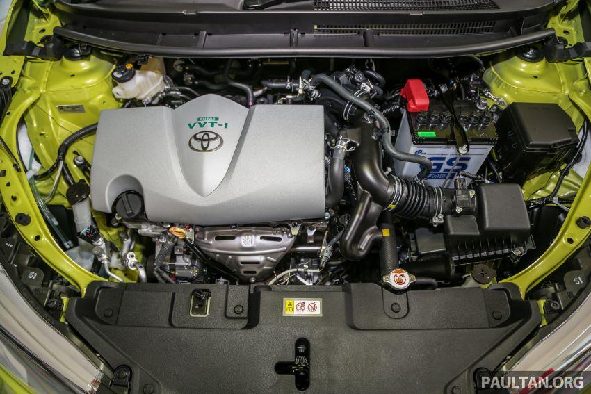 2019 Toyota Yaris 1.5G displayed in PJ – RM84,888 est. Image #944936