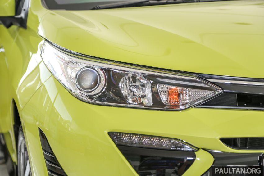 2019 Toyota Yaris 1.5G displayed in PJ – RM84,888 est. Image #944916