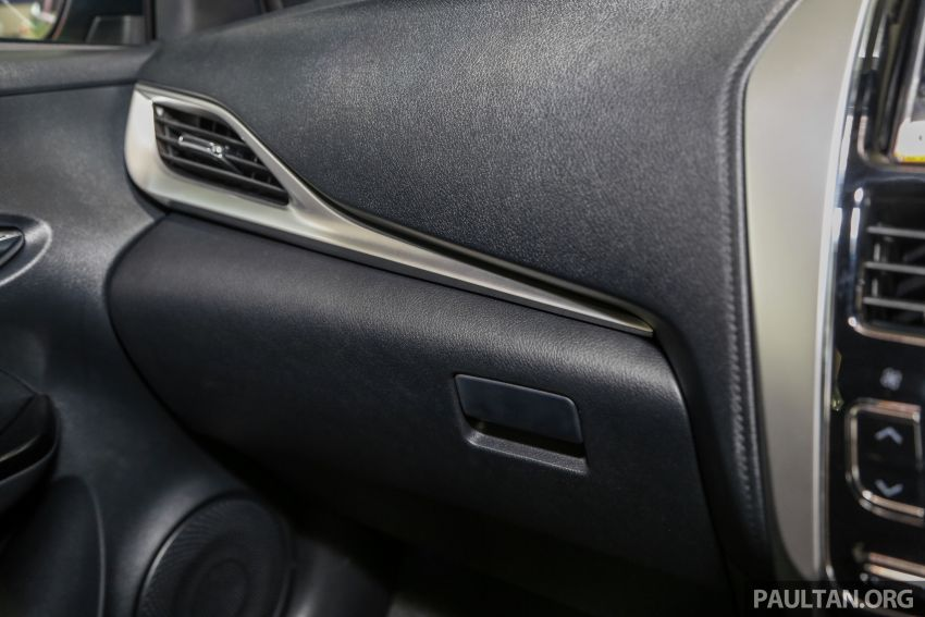 2019 Toyota Yaris 1.5G displayed in PJ – RM84,888 est. Image #944949