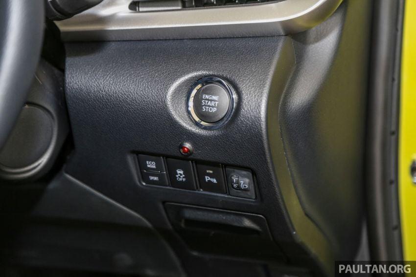 2019 Toyota Yaris 1.5G displayed in PJ – RM84,888 est. Image #944951