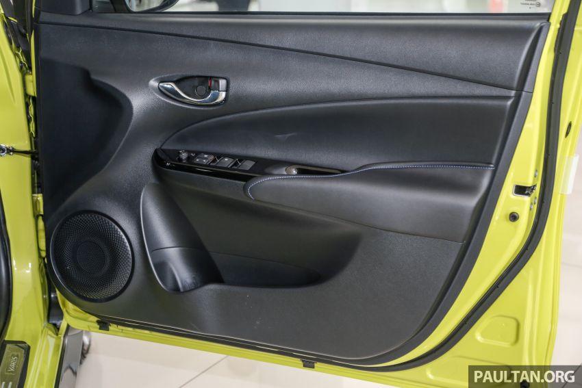 2019 Toyota Yaris 1.5G displayed in PJ – RM84,888 est. Image #944956