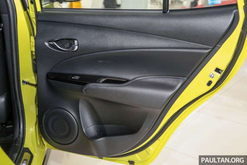 2019 Toyota Yaris 1.5G displayed in PJ – RM84,888 est. Image #944962