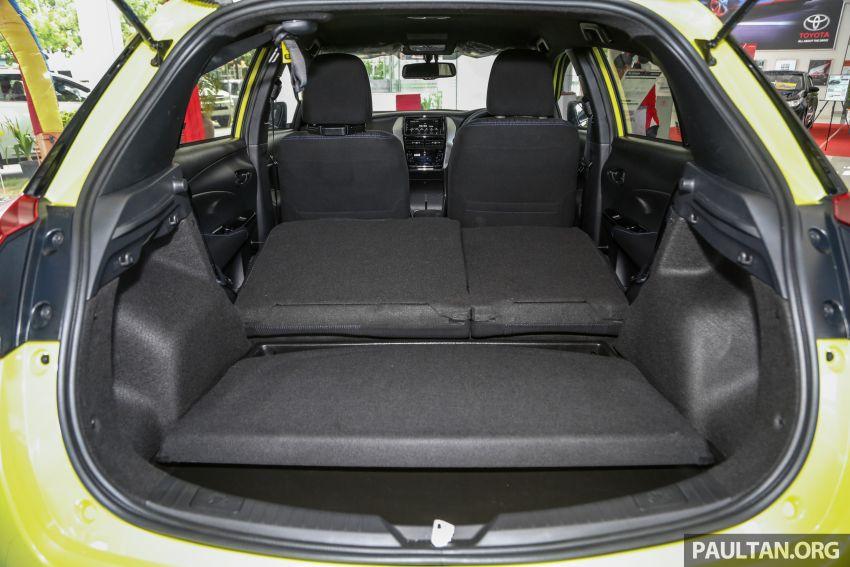 2019 Toyota Yaris 1.5G displayed in PJ – RM84,888 est. Image #944969