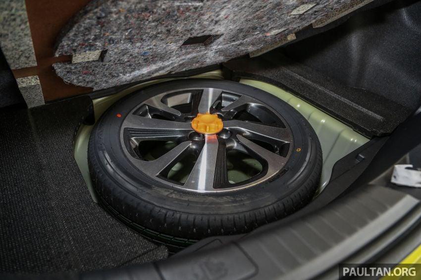 2019 Toyota Yaris 1.5G displayed in PJ – RM84,888 est. Image #944970