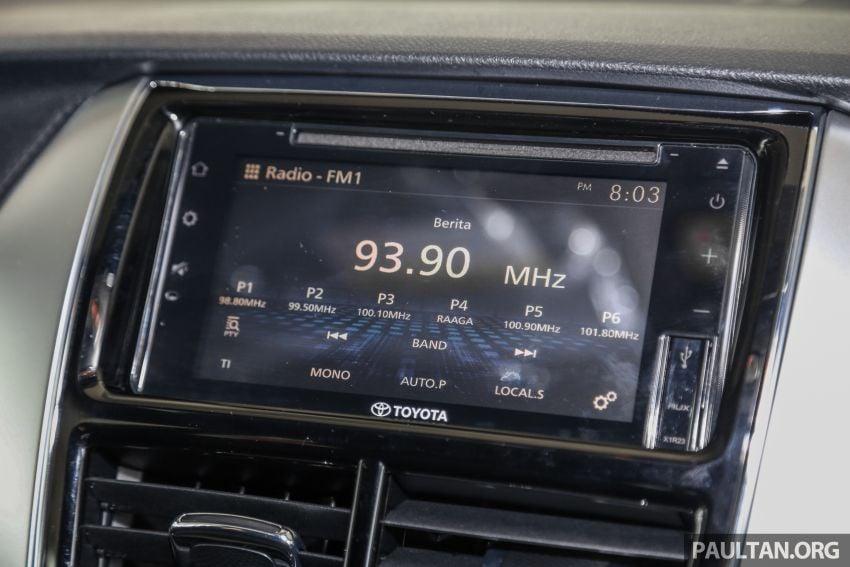 2019 Toyota Yaris 1.5G displayed in PJ – RM84,888 est. Image #944944
