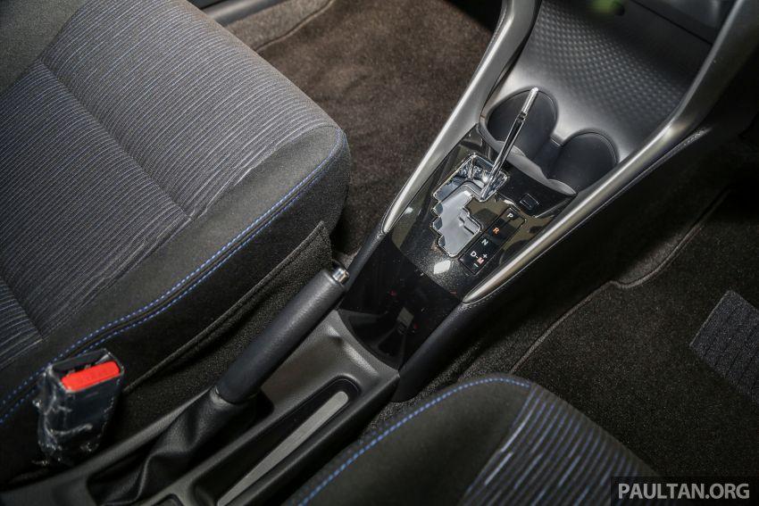 2019 Toyota Yaris 1.5G displayed in PJ – RM84,888 est. Image #944946