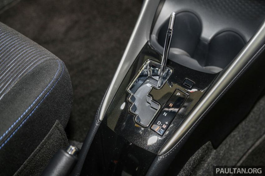 2019 Toyota Yaris 1.5G displayed in PJ – RM84,888 est. Image #944947