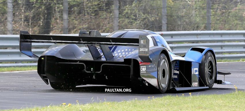 Volkswagen to attempt 'Ring lap record with updated ID.R – revised aero package, battery management Image #954756
