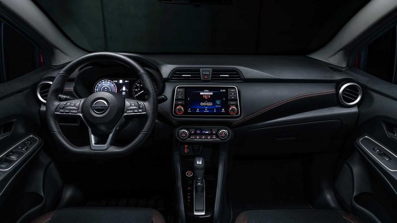 Nissan Almera generasi baharu – imej bocor sebelum pelancaran, muka seiras Nissan March pasaran Eropah Image #946968
