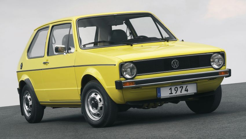 Volkswagen Golf turns 45 – a retrospective of an icon Image #945204