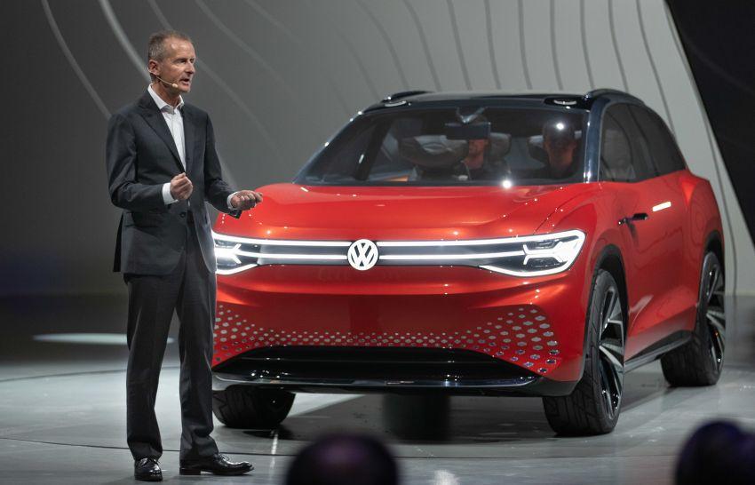 Volkswagen ID. Roomzz makes Shanghai debut – 306 PS, 450 km range, Level 4 autonomous capability Image #947459