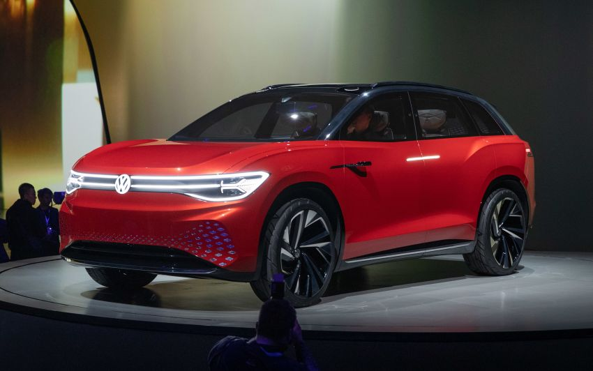 Volkswagen ID. Roomzz makes Shanghai debut – 306 PS, 450 km range, Level 4 autonomous capability Image #947463