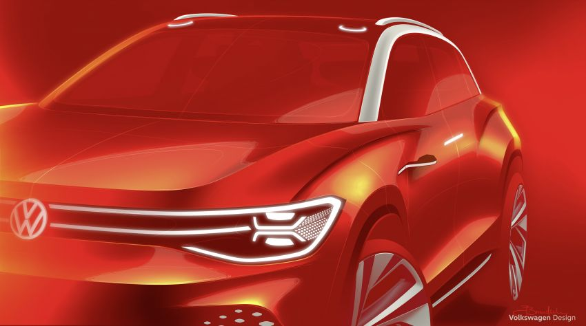 Volkswagen ID. Roomzz makes Shanghai debut – 306 PS, 450 km range, Level 4 autonomous capability Image #947467