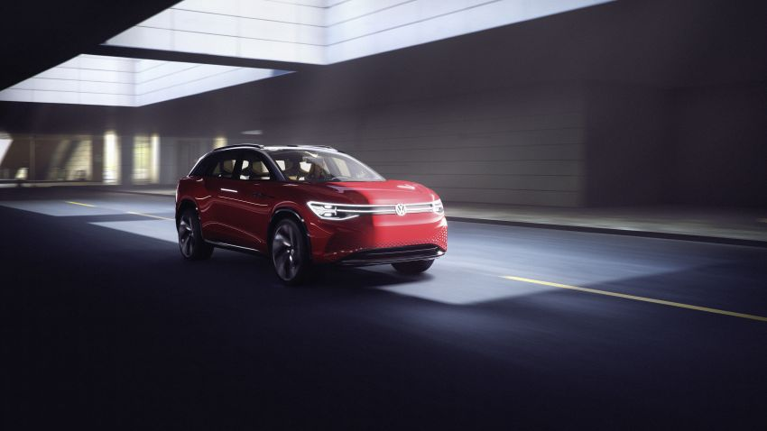 Volkswagen ID. Roomzz makes Shanghai debut – 306 PS, 450 km range, Level 4 autonomous capability Image #947474