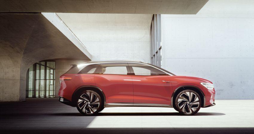 Volkswagen ID. Roomzz makes Shanghai debut – 306 PS, 450 km range, Level 4 autonomous capability Image #947475