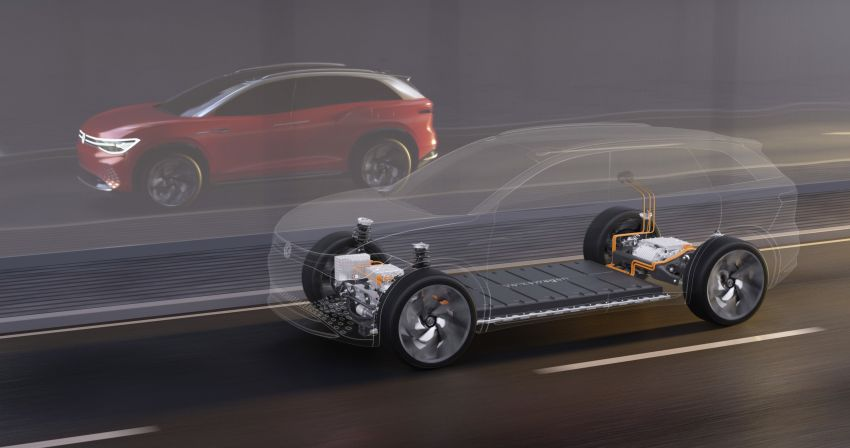 Volkswagen ID. Roomzz makes Shanghai debut – 306 PS, 450 km range, Level 4 autonomous capability Image #947486