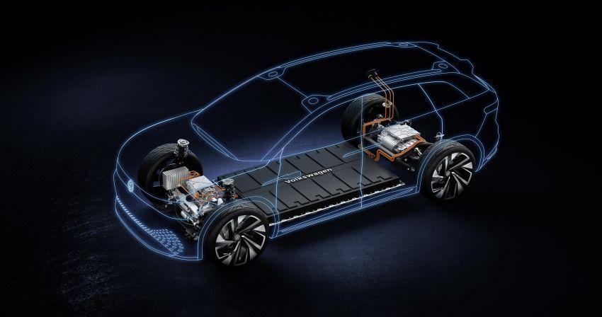 Volkswagen ID. Roomzz makes Shanghai debut – 306 PS, 450 km range, Level 4 autonomous capability Image #947487