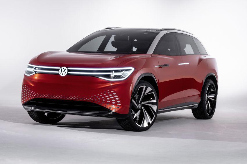 Volkswagen ID. Roomzz makes Shanghai debut – 306 PS, 450 km range, Level 4 autonomous capability Image #947493